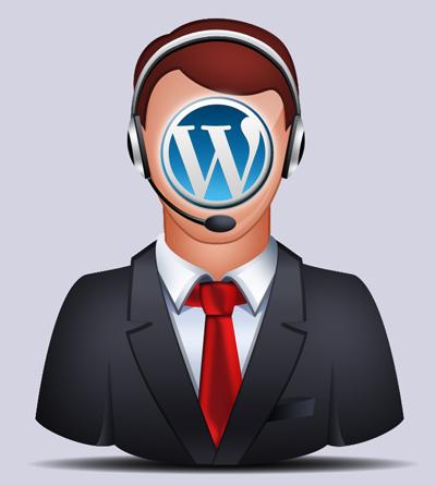WordPress-Service & Support   Hotline